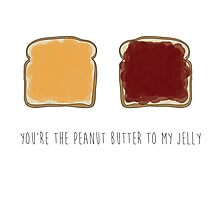 Peanut Butter and Jelly by rosieposie20