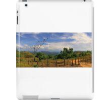 Panama Panorama iPad Case/Skin