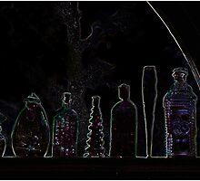 Geometry in Bottles by Wayne King