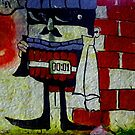 Masked Man by mrfriendly