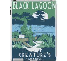Black Lagoon iPad Case/Skin