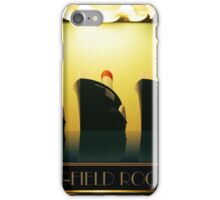 I Saw Three Ships... iPhone Case/Skin