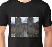 The Best View In Quito IV Unisex T-Shirt