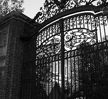 Harvard Gate by Blueknite