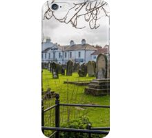 View from St Peter's Church Croft iPhone Case/Skin