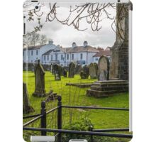 View from St Peter's Church Croft iPad Case/Skin