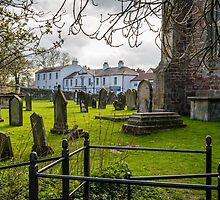 View from St Peter's Church Croft by Mike Cave