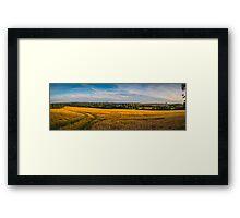 Hungerford Vista Framed Print