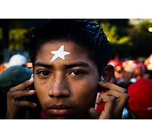 Starface. Photographic Print