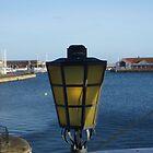 Stern Lantern by Francis Drake
