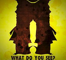 Watchmen - Rorschach  by RellikJoin
