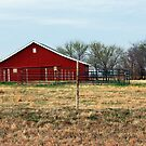 Red Barn by Cindy RN