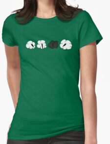 Mary Barczak Sheep Womens Fitted T-Shirt