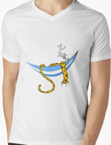zzzzz Mens V-Neck T-Shirt