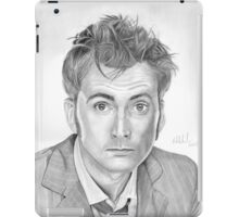Doctor Who - David Tennant iPad Case/Skin