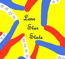 LONE STAR STATE by EloiseArt