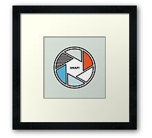 Oh, Snap! - No. 20 Framed Print