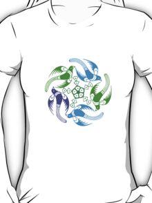 Bird Motif 2 T-Shirt