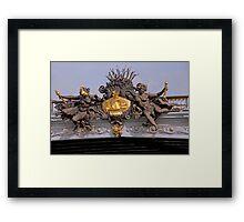 Bridge Art Framed Print