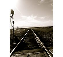 Road To Nowhere 5... Photographic Print