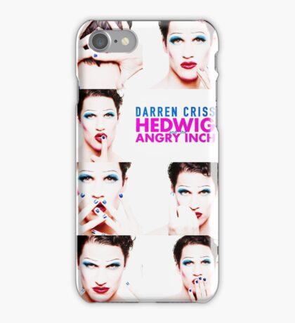 Darren is Hedwig iPhone Case/Skin