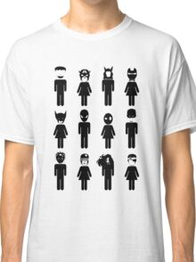 Toilet Heroes! Classic T-Shirt
