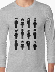 Toilet Heroes! Long Sleeve T-Shirt