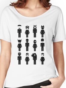 Toilet Heroes! Women's Relaxed Fit T-Shirt