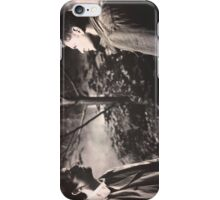 Dean and Castiel iPhone Case/Skin