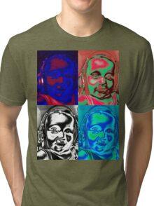 Decks and Dummys! Tri-blend T-Shirt