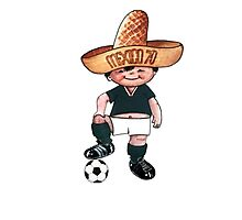 juanito world cup Photographic Print