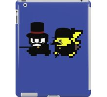 Pokemon Gentlemen iPad Case/Skin
