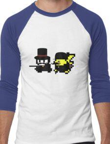 Pokemon Gentlemen Men's Baseball ¾ T-Shirt