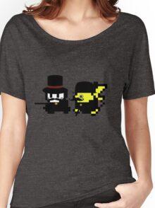 Pokemon Gentlemen Women's Relaxed Fit T-Shirt