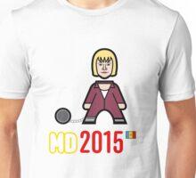 Moldova 2015 Unisex T-Shirt