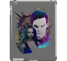 FIGHT FOR THE ASCENDANT iPad Case/Skin