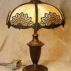 Antique Lamp by Kenneth Hoffman