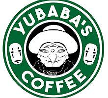 Yubaba's Coffee by AliyaStorm
