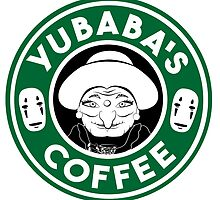Yubaba's Coffee by AliyaStorm