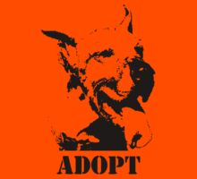 NO-KILL UNITED : ES ADOPT by Anthony Trott