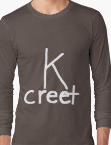 Concrete(white version) Long Sleeve T-Shirt