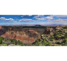 Mojave view Photographic Print