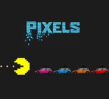 Pixel PacMan 1 by Ztw1217