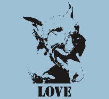 NO-KILL UNITED : ES LOVE One Piece - Short Sleeve