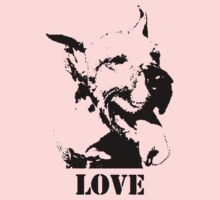 NO-KILL UNITED : ES LOVE Kids Tee