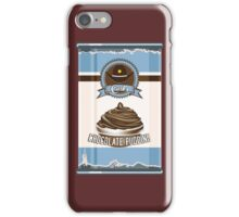 Carl's Chocolate Pudding iPhone Case/Skin