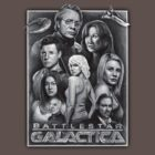 Battlestar Galactica by Louisa Tracey