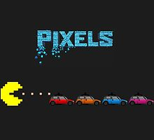 Pixel PacMan 2 by Ztw1217