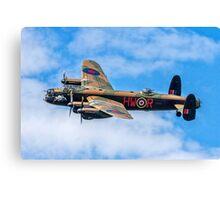 "Avro Lancaster B.1 PA474 HW-R ""Phantom of the Ruhr"" Canvas Print"