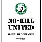 NO-KILL UNITED : ES CHANGING TOGETHER (PRINT) by Anthony Trott